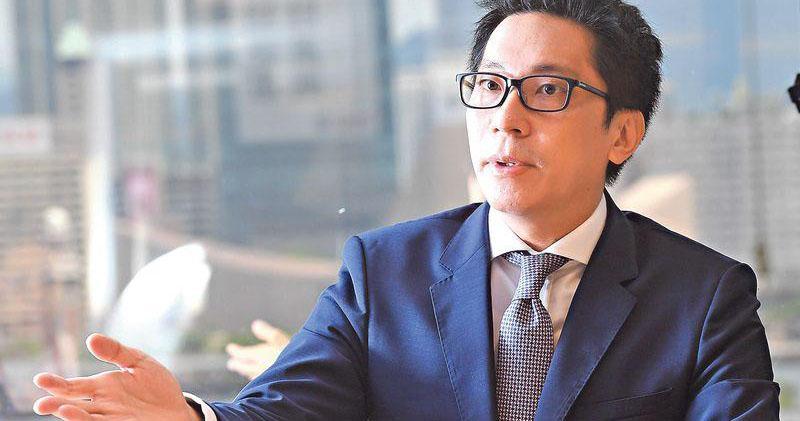 政府剛公布賣地計劃,林浩文認為,與預期一樣今年推地速度慢。