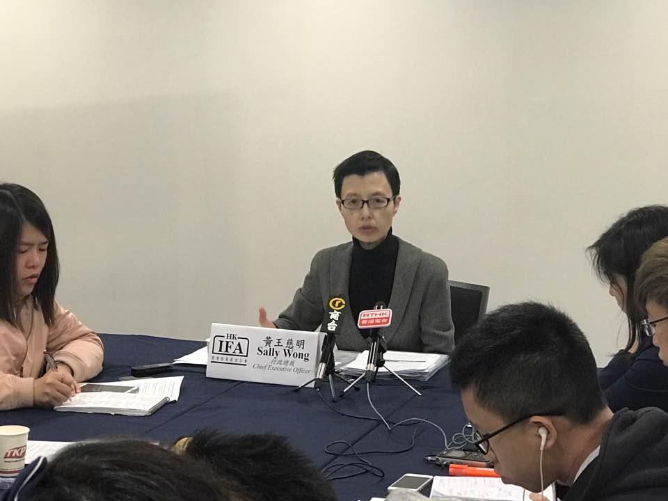 香港投資基金公會行政總裁黃王慈明表示,2019年不確定因素繼續籠罩市場