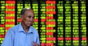經濟數據遜預期  滬指半日跌逾1%