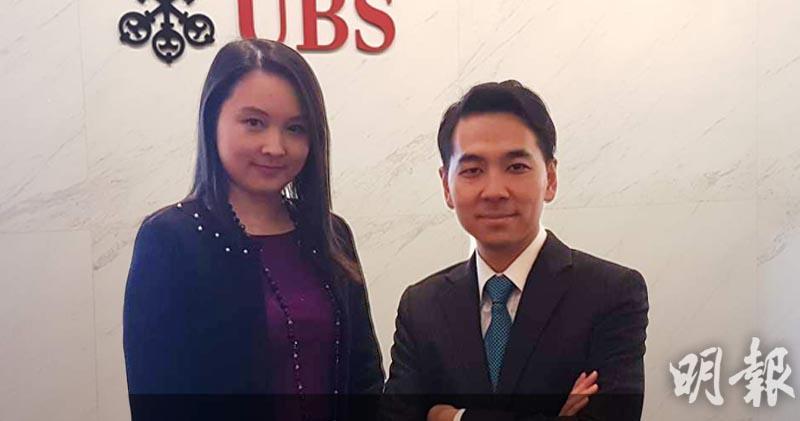 瑞銀亞洲股票衍生產品銷售部董事周國威
