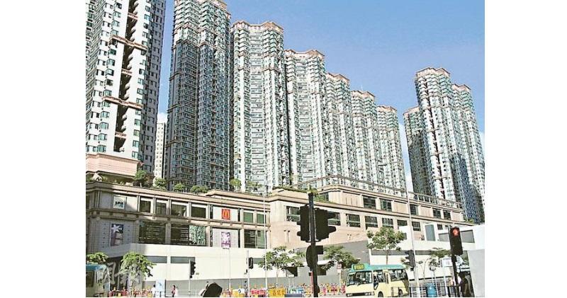 新都城有2房單位以586萬元易手。