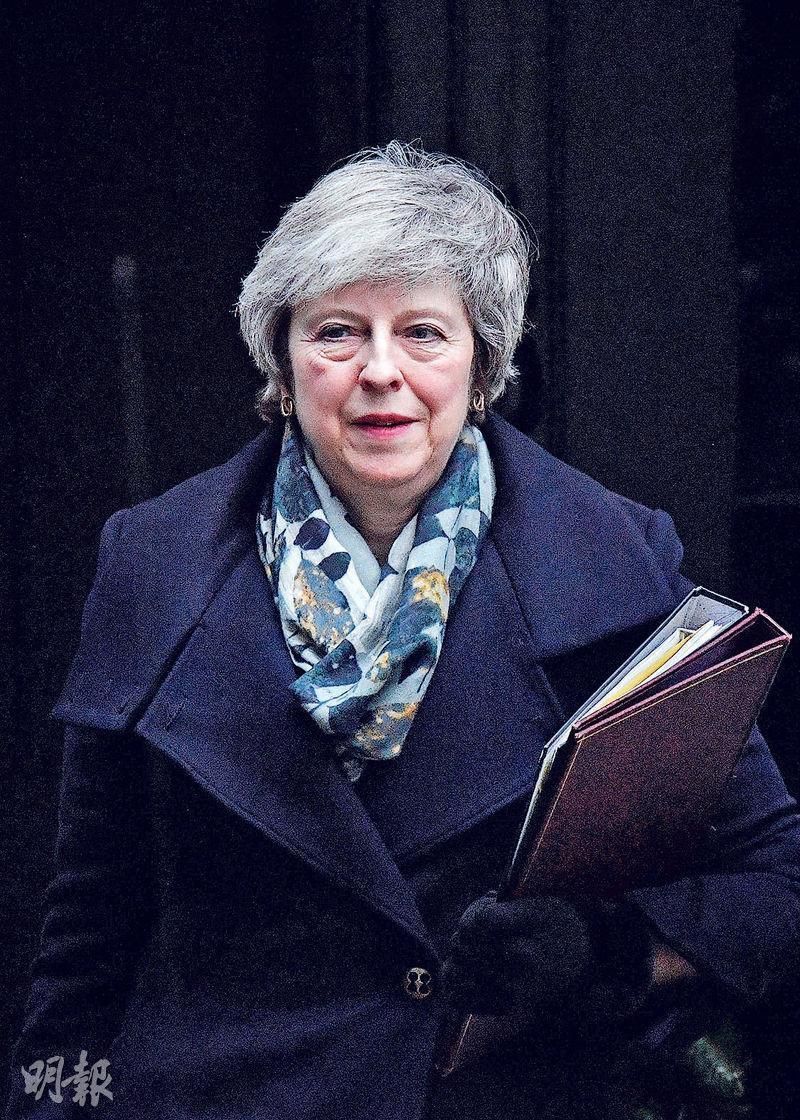 英國首相文翠珊的脫歐議案可能被國會否決,令英國與歐盟未來的關係出現很大不確定性。