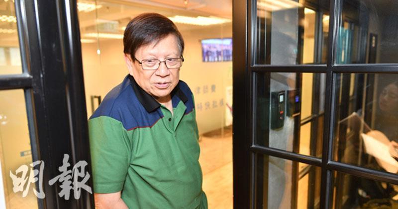 易還財務投資 (8079)agm 蕭若元 (蘇智鑫攝)