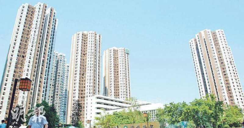 綠楊兩房呎售1.3萬 五個月賣平23%