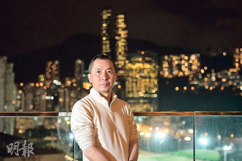 資深投資者Dr. Ng預測本港住宅樓價最多可以下跌60%至70%;而他個人目前亦沒有持有任何本港物業,言行一致。(楊柏賢攝)