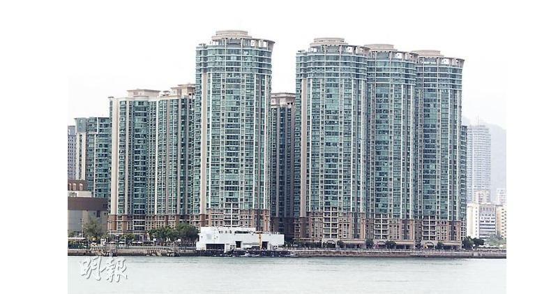 海逸三房減價4% 呎價1.6萬售出