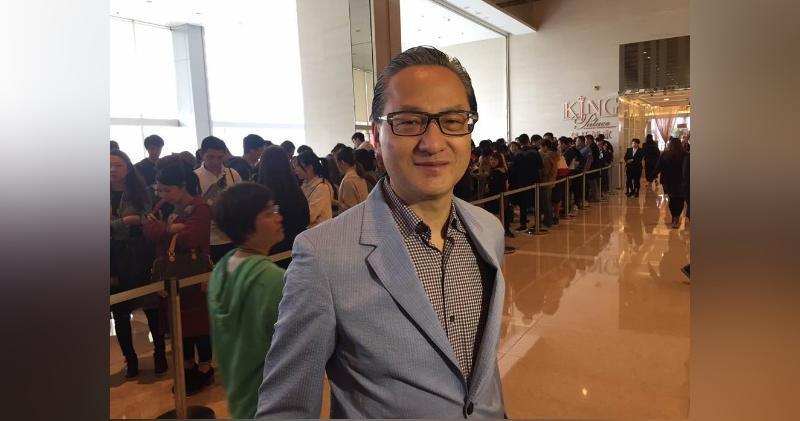 中海外地產董事總經理游偉光