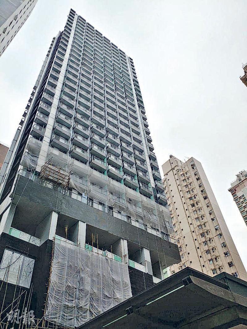 西營盤瑧蓺最新租出的單位為瑧蓺高層A室,實用面積462方呎, 2房向東,獲租客以月租4.8萬元承租。