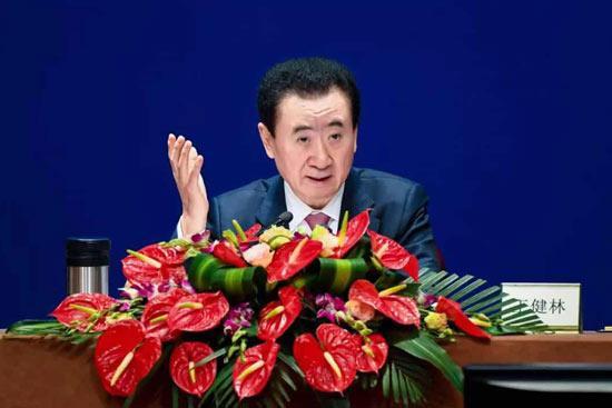 萬達董事長王健林(來源萬達官網)