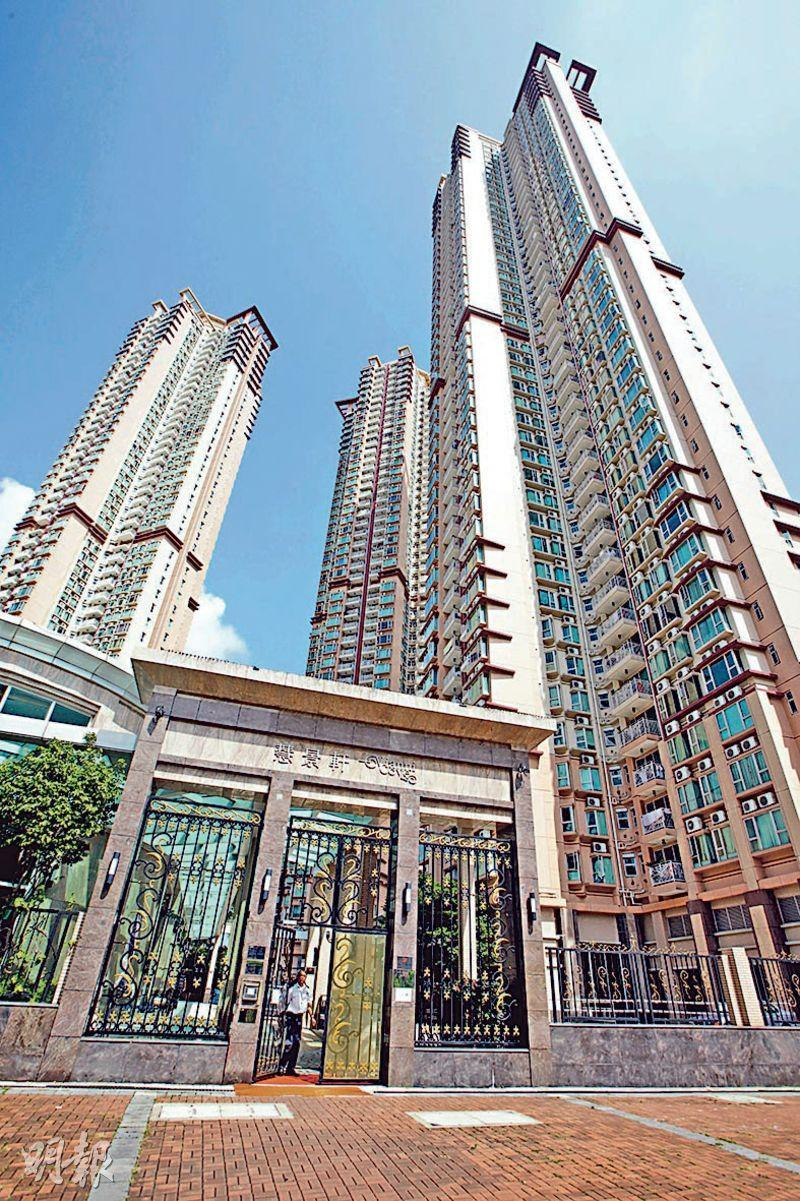 天水圍慧景軒2座中層H室,屬實用693方呎3房戶,以668萬元沽出,較最初叫價750萬元減價82萬元或11%,實呎9639元。(資料圖片)