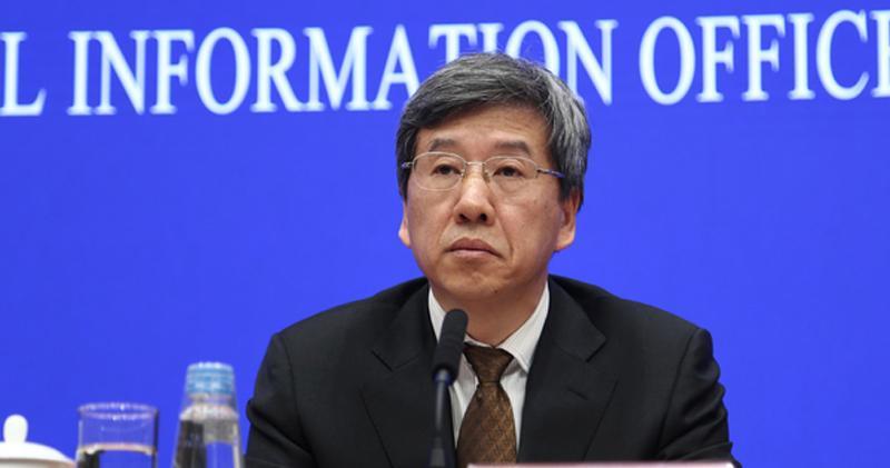 財政部部長助理許宏才(圖片相源:國新辦)
