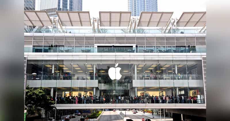 外電指蘋果計劃減少招聘