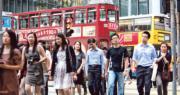 過去十年 香港樓價拋離GDP達65%
