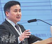 人民銀行副行長兼外管局局長潘功勝昨日指,去年有1000億美元的外資淨流入中國債市,今年內地會繼續改革債市制度。(資料圖片)