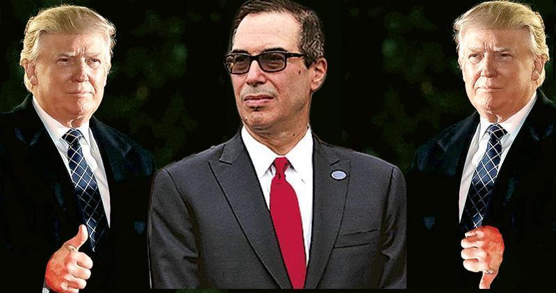 傳美財長考慮取消對華加徵關稅 財政部其後否認