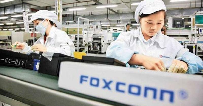 富士康組裝iPhone工廠 自去年10月以來裁員5萬人
