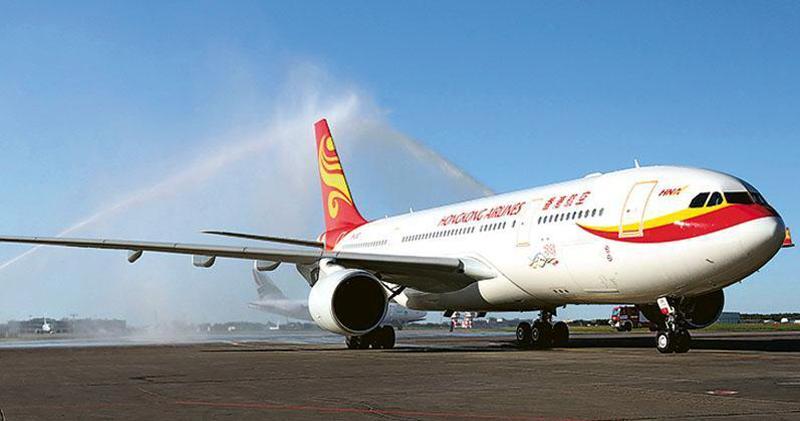 海航航空發行債券集資22.1億元人幣 息率7.8%