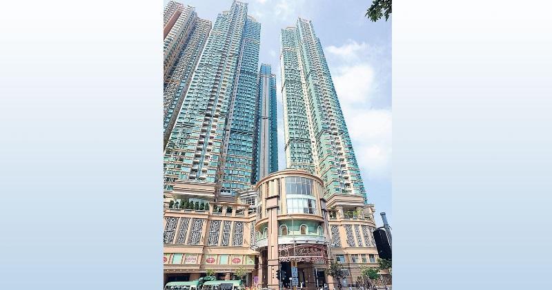 宇晴軒兩房減價5%後沽出 呎售1.7萬