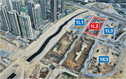 海航去年已先後出售3幅啟德地皮,今次傳出售的地皮為第1L區2號地盤住宅地。(楊柏賢攝)