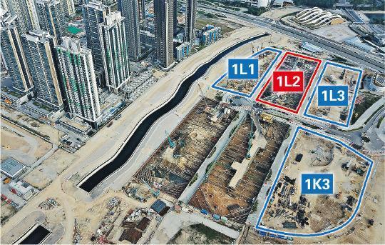 海航去年已先後出售3幅啟德地皮,今次傳出售的地皮為第1L區2號地盤住宅地。