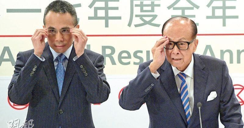 李澤鉅任主席後 長和系投資項目轉活躍