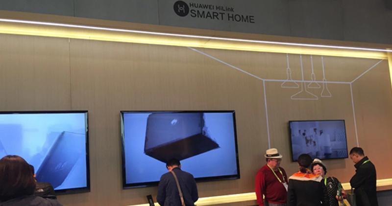 傳華為最快今年4月推出電視 結合5G技術
