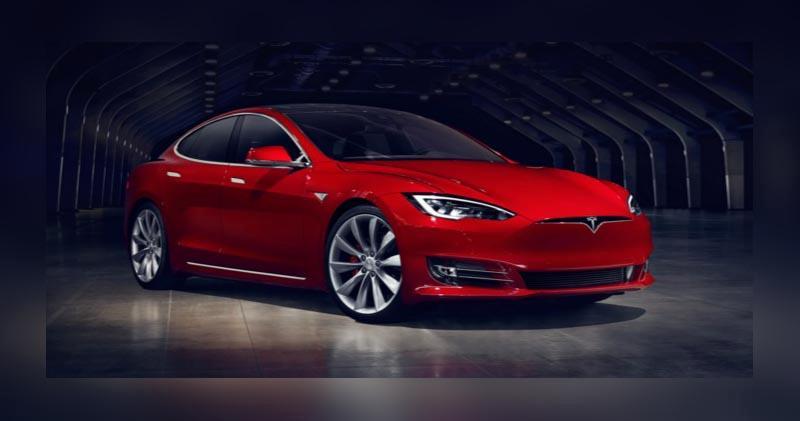 Tesla上季經調盈利遜預期。