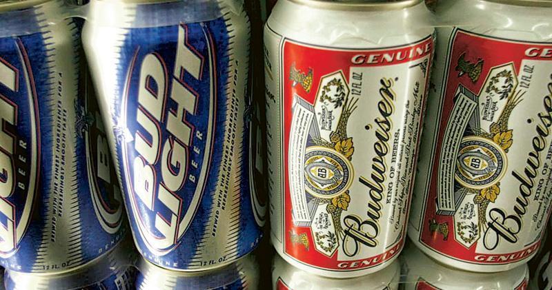 百威英博為全球最大酒商,擁不少知名啤酒品牌如百威(Budweiser,圖),一直有消息指其擬分拆亞洲業務上市,香港是其中一個考慮地點。
