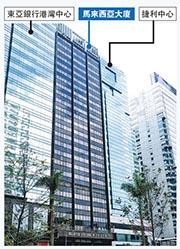 今次恒大籌資40億元用於收購灣仔馬來西亞大廈(圖),但綜合傳媒報道業主心水目標價31億元,市場出價則介乎29億至35億元,意味恒大出價或較其他對手高14至29。(蘇智鑫攝)