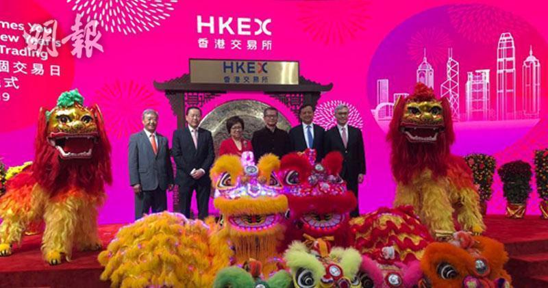 陳茂波:今年外圍經濟不穩定因素仍多
