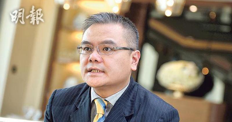 嘉華溫偉明:長遠對本港地產發展有信心(資料圖片)