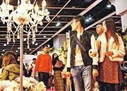 萬事達卡最新愛情指數調查顯示,香港人2016年至2018年情人節期間,香港人感性消費金額上升62 %,緊隨內地及日本之後。(新華社)