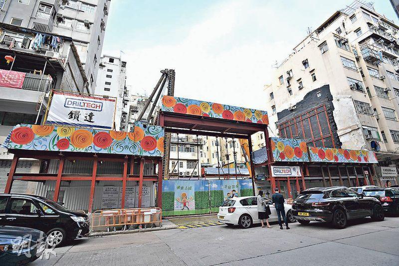 樓花期近3年的深水埗大南街AVA228(圖),首批平均呎價較兩年前同區位於大埔道AVA61低約4%,而提供138伙的AVA61,自2017年6月開售,至今已近售罄。