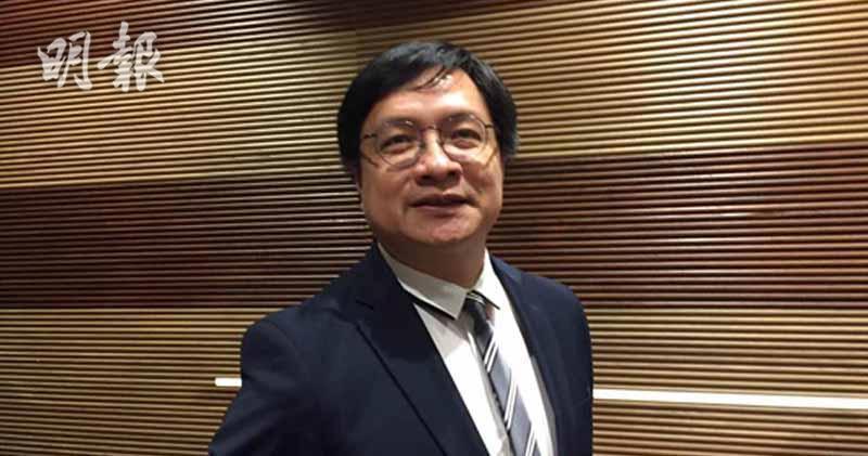 新世界營業及市務總監黃浩賢