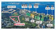 新地以逾63億元擊退9家發展商或財團,投得大埔白石角優景里住宅地(紅框示),每方呎樓面地價6646元,除中標價超出市場預期外,每方呎樓面地價更創同區近10年新高。(資料圖片)