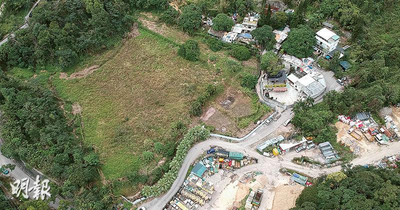 李嘉誠基金會擁西貢蠔涌地皮  原為康樂用地  三度申改建獨立屋