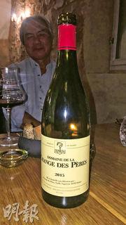 能夠在餐館碰上 Domaine de la Grange des Pères 的紅酒可說是一個驚喜,更不要說價格只150歐元。如果找到的話,酒窖零售也差不多這個價。當然點它啦!