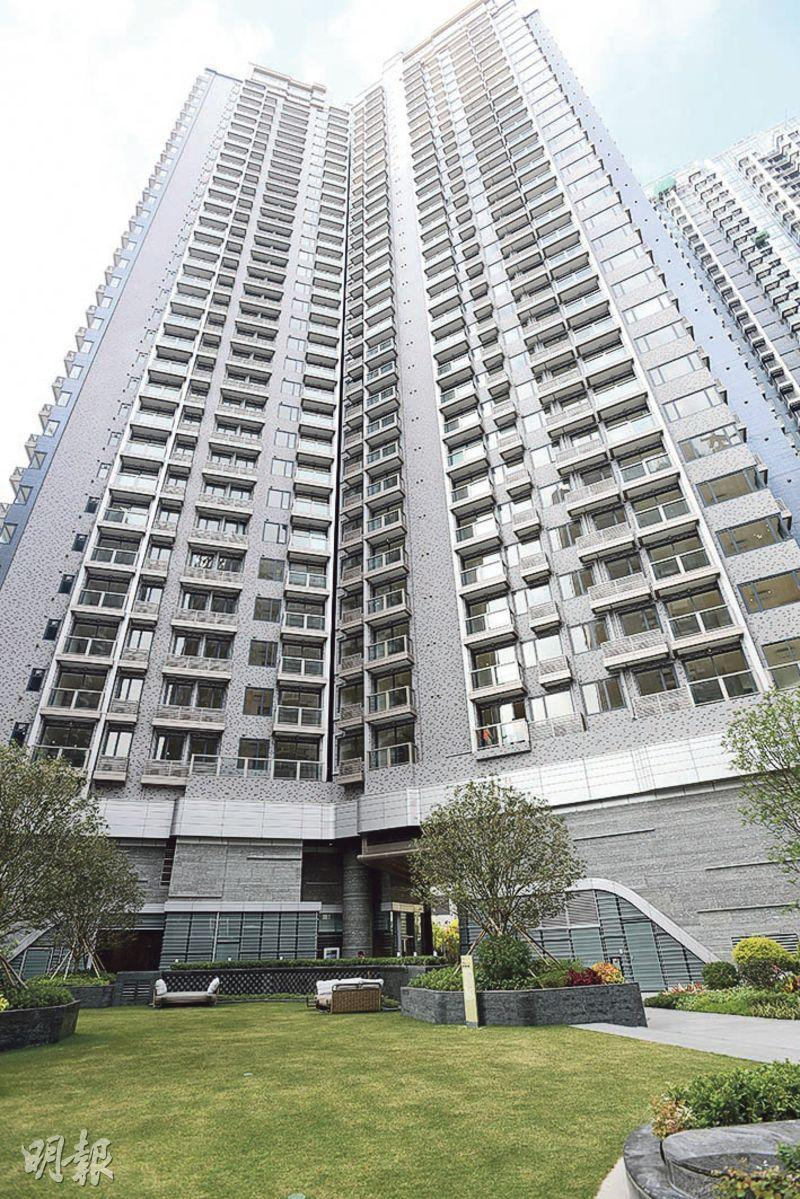 嘉華啟德嘉匯一個實用372方呎一房戶,以1041.8萬元售出、實呎逾2.8萬元,除售價及呎價創項目一房戶新高外,亦是區內一房標準單位,半年來再錄破千萬元成交個案。(楊柏賢攝)