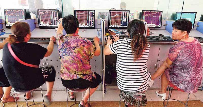 滬深兩市成交額逾6000億元人幣 創11個月新高