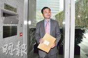 具中資背景的鵬瑞集團,其執行合伙人蘇廣平表示,一直物色在港發展機會,是次截標地皮規模適合發展,故入標競投。(蘇智鑫攝)