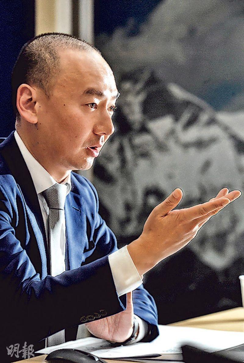 """""""去年底加倉港股""""景順阮偉國"""