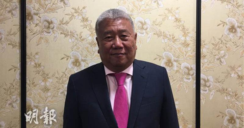 時計寶主席兼行政總裁董觀明