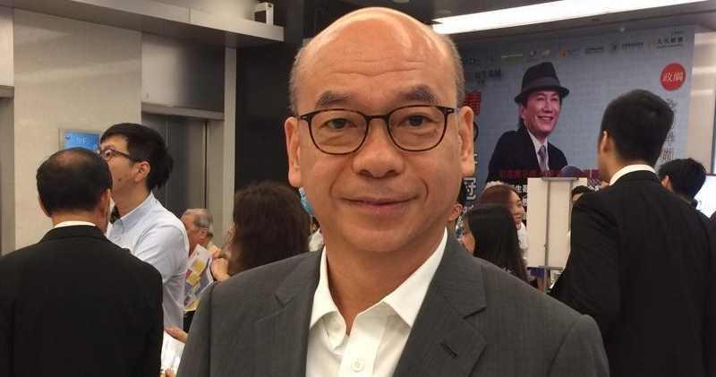 中原亞太區副主席兼地產部行政總裁陳永傑(資料圖片)