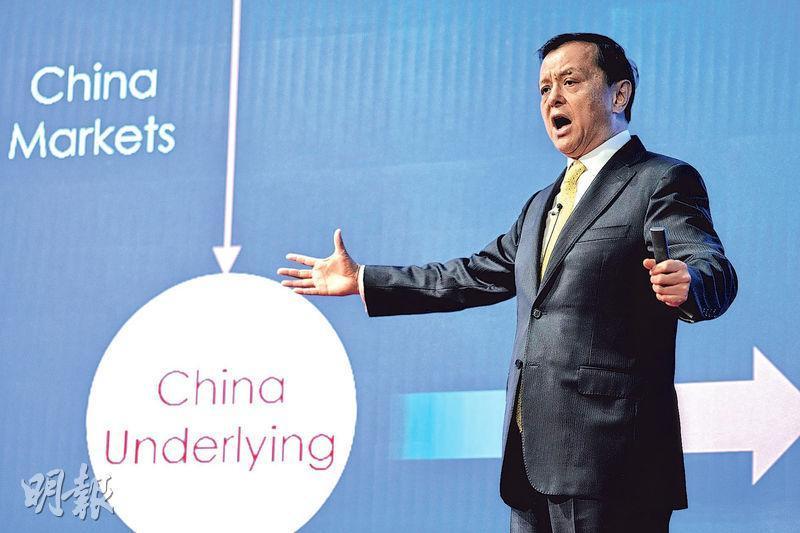港交所行政總裁李小加表示,同股不同權公司有望在今年7月開始,可納入港股通交易名單,料數周內可以推出相關細節。(蘇智鑫攝)