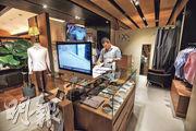 LXN Collection設於「誠品生活太古店」內的門市,乃該公司現時生意最好的門市,亦是成功止蝕的關鍵。