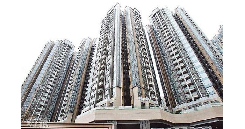天晉II有三房單位業以1828萬元沽出。