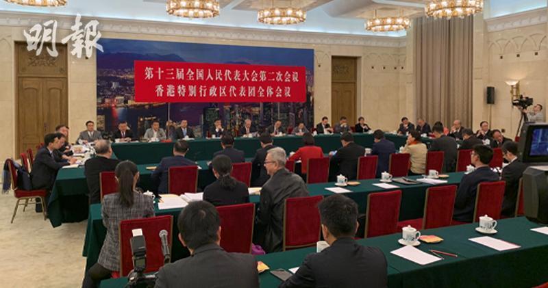 陳智思:中國企業要注意海外投資行為