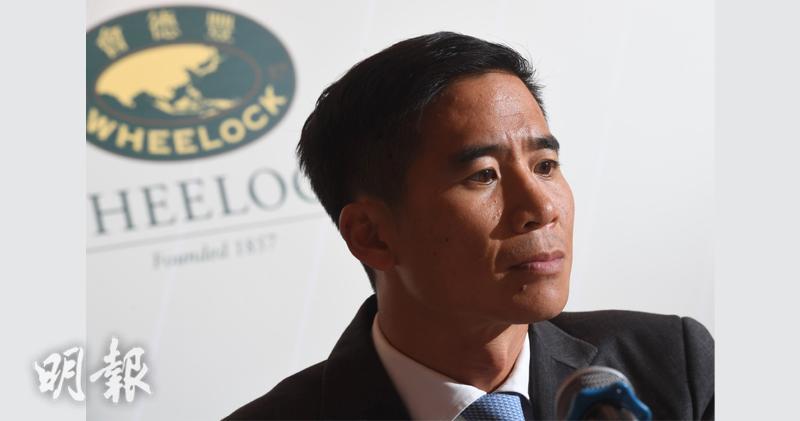 吳宗權:香港是否嚴重到要徵收空置税?需進一步研究。(劉焌陶攝)