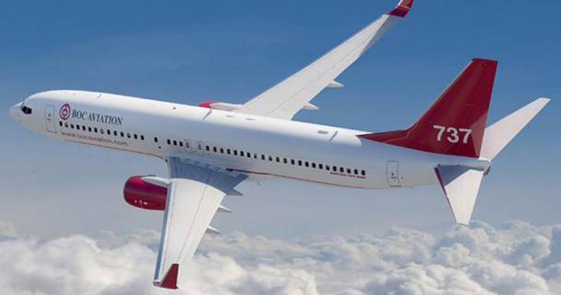 中銀航空租賃全年多賺6% 已訂90隻波音737 MAX飛機