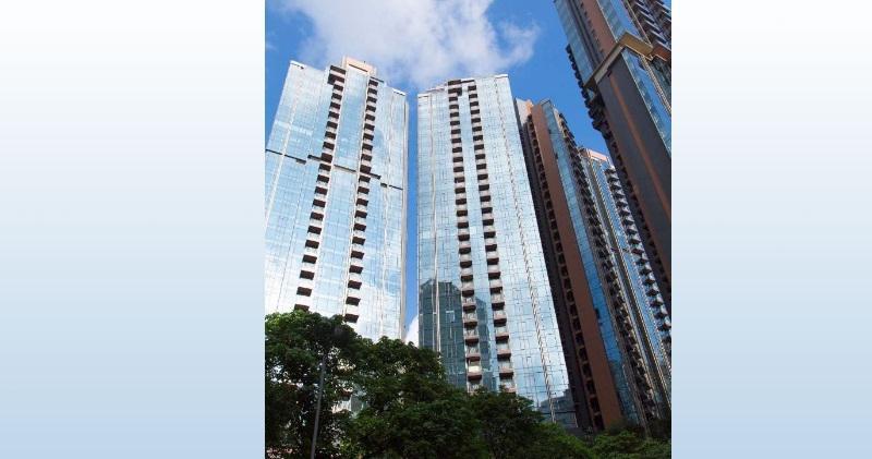 柏傲山3房2850萬 不足2個月賣貴2成